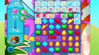 Candy Crush Soda Saga videosu