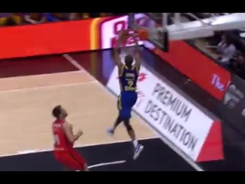 Top 5 Plays 7DAYS EuroCup Quarterfinals Game 3