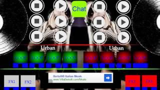 Urban Turntable Mixer YouTube video