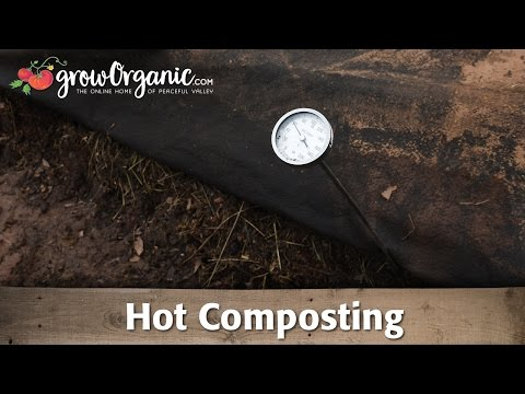 Hot and Fast Composting