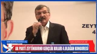 Ak Parti Zeytinburnu Gençlik Koları 4 Olağan Kongresi