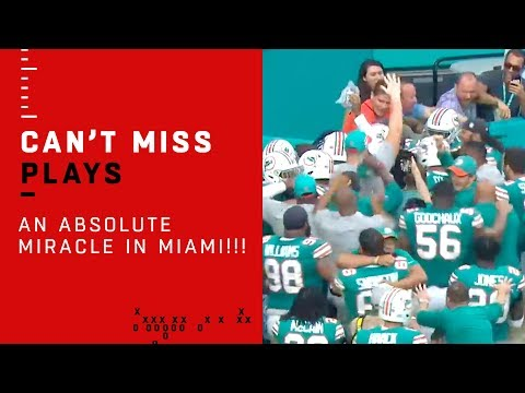 An Absolute MIRACLE IN MIAMI!!!