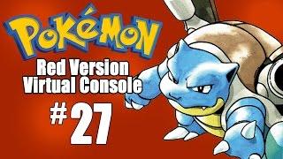 Pokemon Red Virtual Console - Episode 27: JORDAN OAK by SkulShurtugalTCG