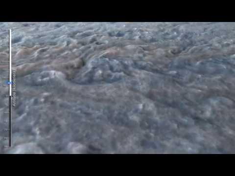 Εντυπωσιακό βίντεο animation από τη NASA με εικόνες του Juno