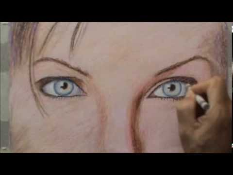 смотреть как рисуют карандашом: