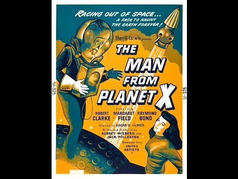 TNS - The Man From Planet X