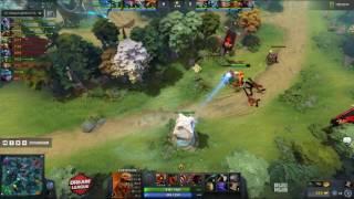 Freedom vs Fire, DreamLeague Season 7, game 3 [Jam]