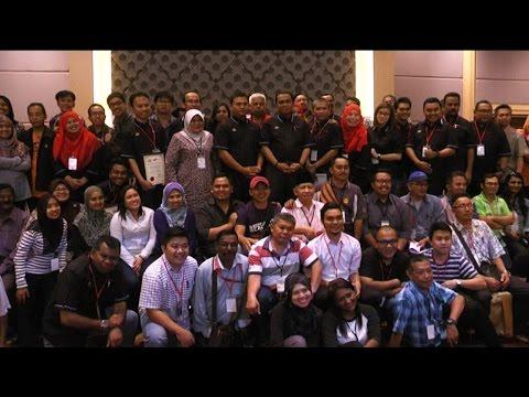 Perasmian Mesyuarat Agung Tahunan AGM Kelab Media Johor