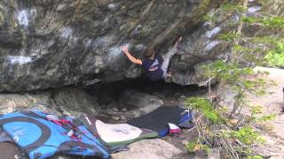 Rocky Mountain National Park Bouldering by Louis Parkinson