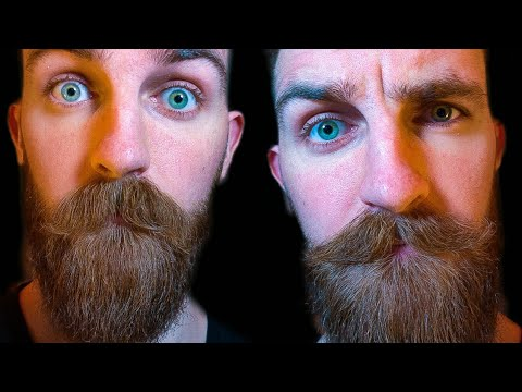 Moustache - The Best Way to Style your Mustache (3-D Appearance)  YEARD WEEK 16