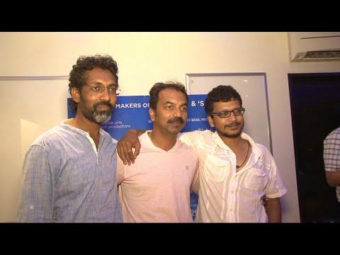 Shreyas Talpade At Screening Of Film Siddhant