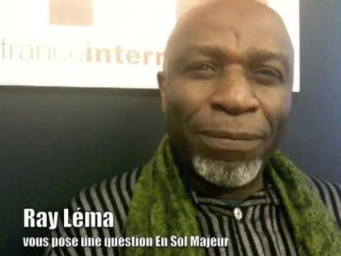 Question En Sol Majeur de Ray Léma