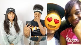 Video GIRLFRIEND REACTS TO OLD PHOTOS OF ME AND MY EX!!! MP3, 3GP, MP4, WEBM, AVI, FLV November 2018