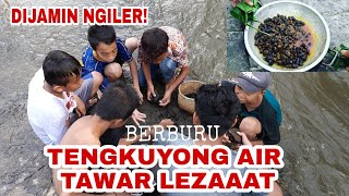Download Video MASAK PEDAS TENGKUYONG HITAM DITEPI RIAM - KALIAN PERNAH MAKAN? MP3 3GP MP4