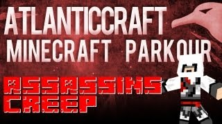 Assassins Creep Finale: Minecraft Hardcore Parkour: The Finale!