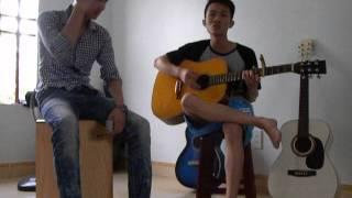 Cô gái nông thôn guitar cover :) <3
