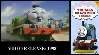 Thomas The Tank Engine - Gondarth's VHS/DVD Collection (PART 2 OF 6) full download video download mp3 download music download