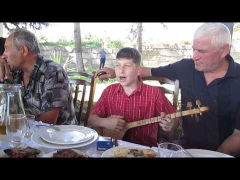 oto dzibdzibadze Kavkasiuri Balada (видео)