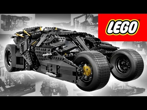 LEGO - Who hasn't wanted to build their own Batmobile? Well, in this exclusive DC All Access bonus clip, we do just that...LEGO-style! To enter the LEGO Tumbler giveaway: http://www.dccomics.com/blog/201...