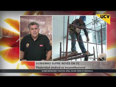 video Gobierno sufre revés en TC: Declaran inconstitucional la titularidad sindical