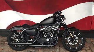 7. 2019 Iron 883 sportster