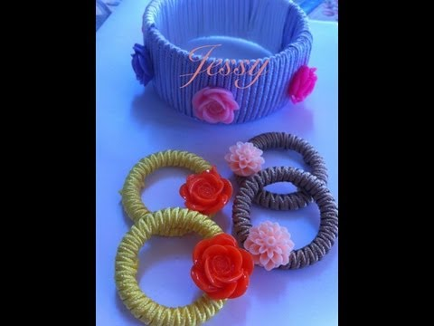DIY Tutorial bracciali e orecchini con piattine soutache ( Chich e Shape)