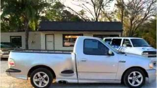 2002 Ford F-150 SVT Lightning Used Cars Jacksonville FL