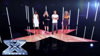 The X Factor is Back! - THE X FACTOR USA 2013