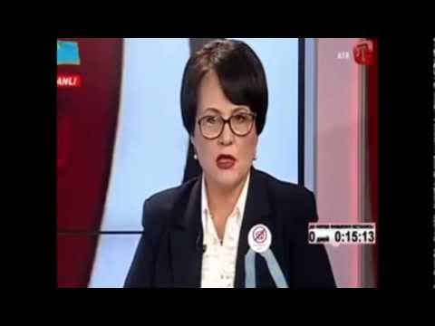 Последние минуты эфира крымскотатарского телеканала ATR