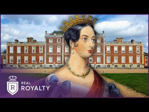 Prince Albert's Incredibly Boozy Cabinet Pudding | Royal Upstairs Downstairs | Real Royalty
