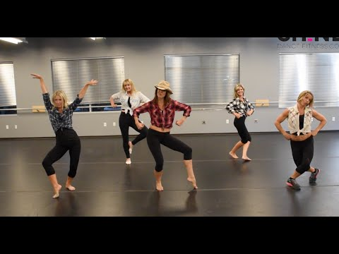 """Honey I'm Good"" by Andy Grammar. SHINE DANCE FITNESS"
