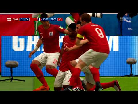 FIFA 18 World Cup FUT Xbox One X Gameplay Match Complet 1