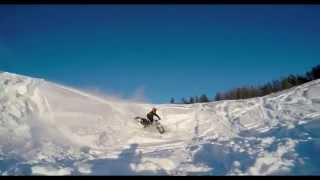 9. Ski-Doo Summit 600 -04 H.O and Ski-Doo Renegade 600 -05 SDI in Pieski Backcountry