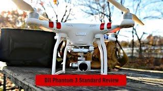 DJI Phantom 3 Standard Review https://youtu.be/ujNOw1viEJw In this video, I go full hands on with the DJI Phantom 3 Standard.