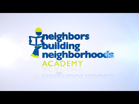 Neighbors Building Neighborhoods Academy