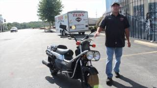 5. Pre-Owned 2006 Honda Big Ruckus