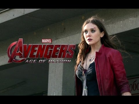 Avengers: Age of Ultron (B-Roll)