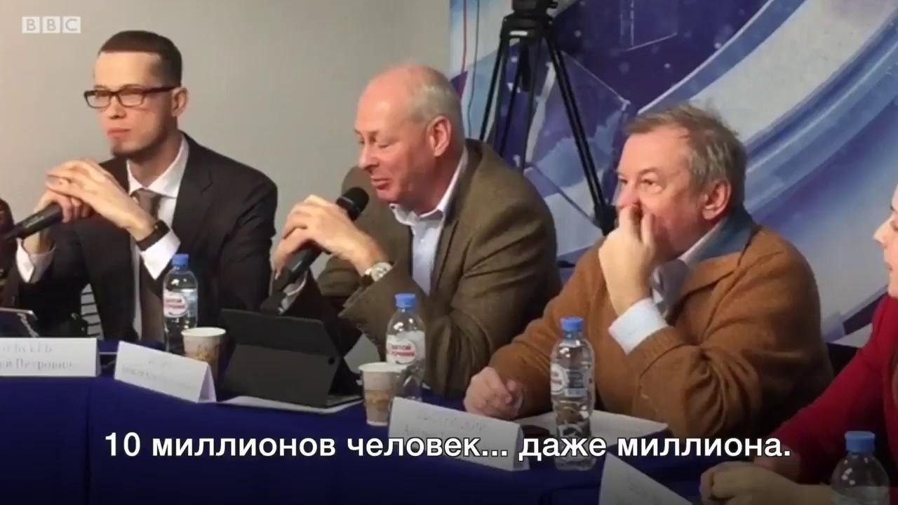 - Почему россиян с экранов ТВ кормят говном?
