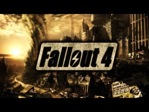 Fallout 4. Прохождение. Часть 1 (Создаем персонажа. Выбираем SPECIAL и мини баг) 60fps