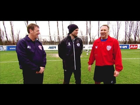 soccer am football - The Fantasy Football Club's very own Paul Merson is ready for another challenge, and this time he has his work cut out for him. He's taking on penalty KING M...