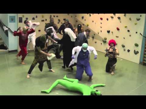 Unicar Salzburg - Capoeira Harlem Shake