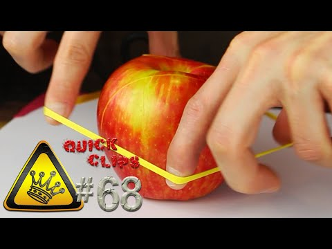 You've Been Cutting Apples Wrong Your Whole Life [Video]
