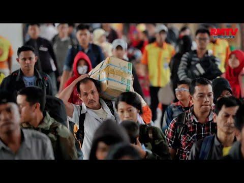 Usai Lebaran, 100 Ribu Pendatang Baru Serbu Jakarta