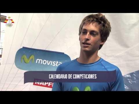 Equipo Olímpico Español Previa del Mundial - Jordi Xammar y Joan Herp