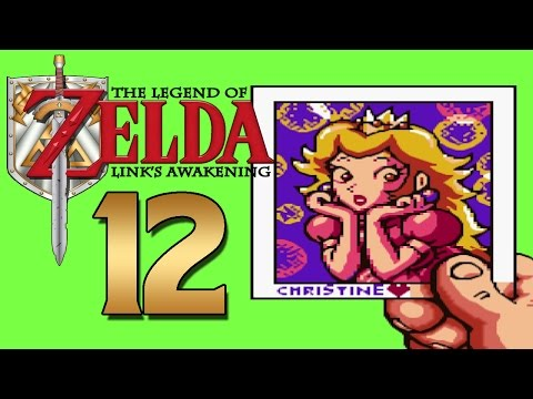legend of zelda link's awakening dx gameboy color rom