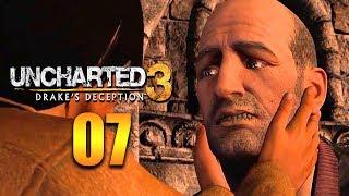 Cutter dreht durch! •️ Uncharted 3: Drake's Deception Remastered Part 7 [German/Deutsch]