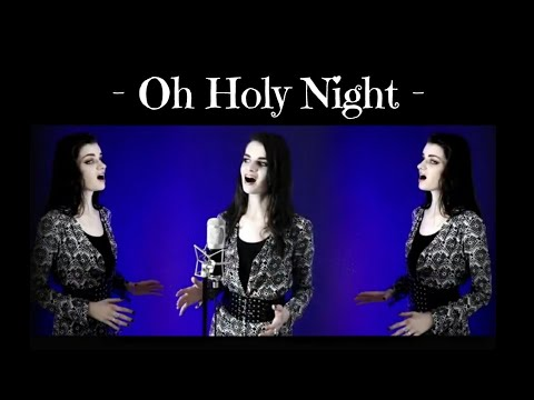 "Mariah Carey  ""O Holy Night"" Cover by Diary of Madaleine Music"
