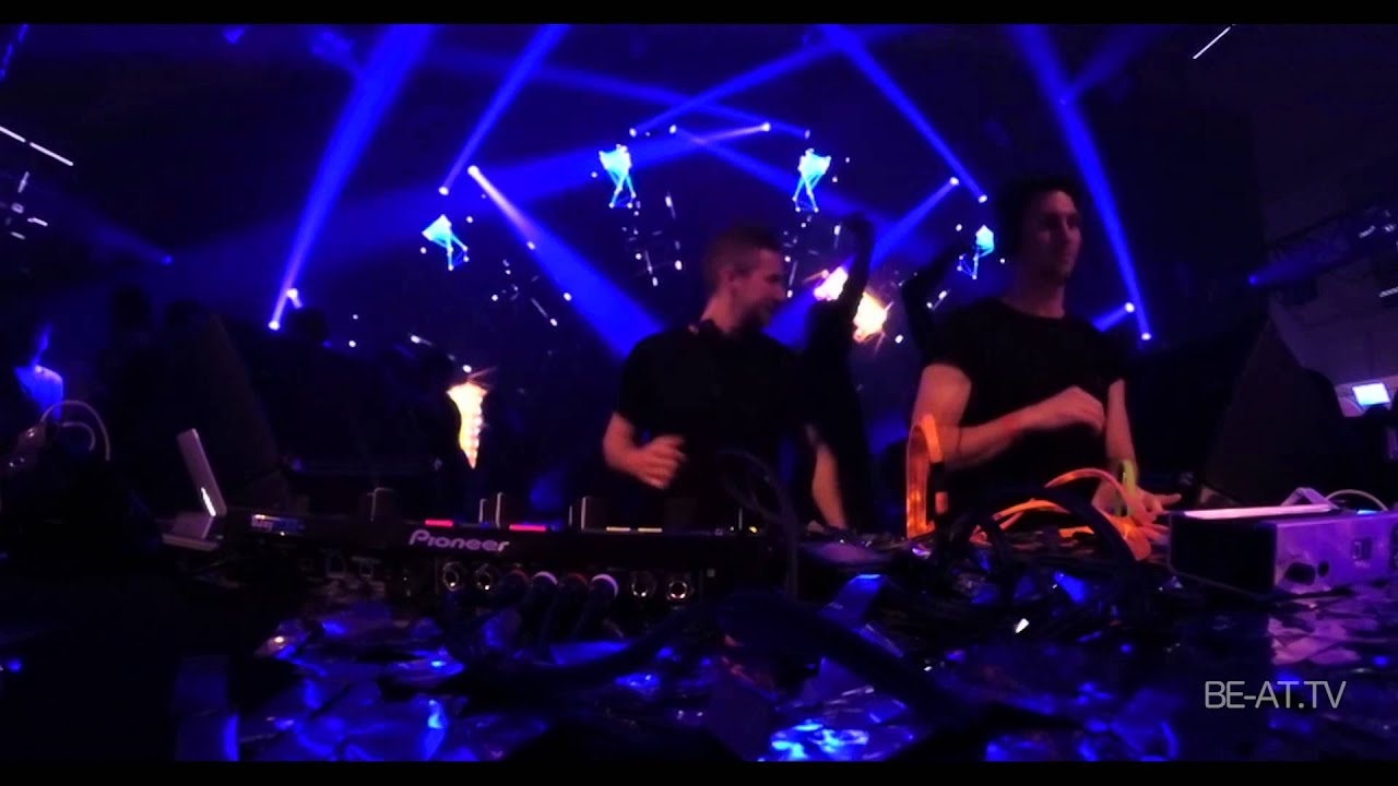 Pan-Pot - Live @ Time Warp Mannheim 2015