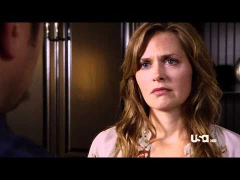 Shawn & Juliet - First Kiss [HD] PSYCH 5x09