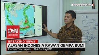 Video Alasan Indonesia Rawan Gempa, Ahli Geologi ITB: Kita tidak Bisa Prediksi, tapi Kita Bisa Belajar MP3, 3GP, MP4, WEBM, AVI, FLV Oktober 2018
